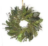 Enchanted Forest Eucalyptus Wreath - 17 inch