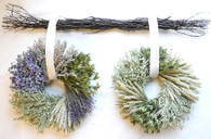 Great Plains & Heartland Wreath Combo with Birch Hanger