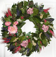 Harmonia Wreath - 24 in