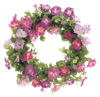 Laguna Gardens Silk Wreath - 22in