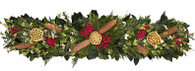 Park Avenue Holiday Mantelpiece - 45 inch
