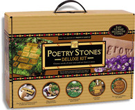 Garden Markers & Stepping Stones: Poetry Stone - Deluxe Kit