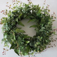 Albion Flora Silk Door Wreath 22 inches