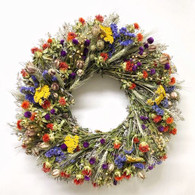 Nature's Passion Wreath 22 inch