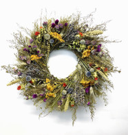 Wild Thing Wreath 22 inch