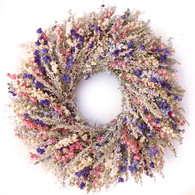 Artemisia Lace Wreath - 22 in