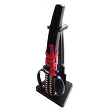 """7""""L Samurai Sword Scissor.  Black"""