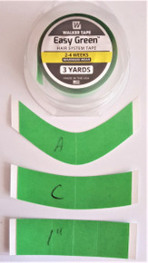 Easy Green strips and rolls by Walker Tape Brand New