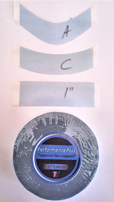 Performance Plus Blue liner made by True Tape