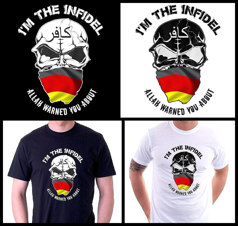 I m the infidel allah warned you about