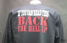If You Can Read This, Back The Hell Up