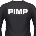 Pimp Biker T-Shirt
