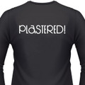 Plastered! Biker T-Shirt