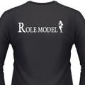 Role Model Biker T-Shirt