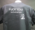 Fuck You You Fucking Fuck T-Shirts