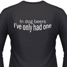 In dog bears I've only had one