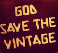 God save the Vintage Shirt