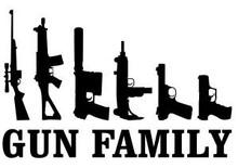 Gun Family Shirt