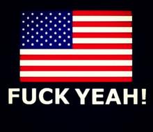 America Fuck Yeah! Shirt
