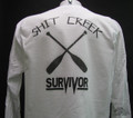 shit creek survivor shirt