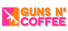 guns n coffee shirt