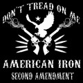 Don't tread on me (6 shooter) T-SHIRT