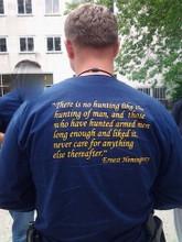 Hunter of Men Shirt
