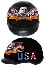 home of the brave motorcycle helmet