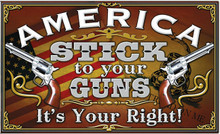 Image result for stick to your guns