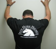 Iron Horse Helmets T-Shirt