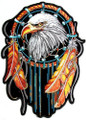 Eagle Dream Catcher Patch