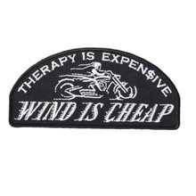 Therapy is Expensive Wind is Cheap Patch