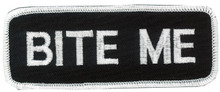 Bite Me Patch