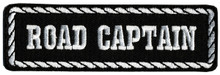 Road Captian Patch