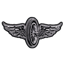 Flying Wheel Patch