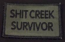 SHIT CREEK SURVIVOR Patch