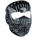 Vintage Eagle Neoprene Face Mask
