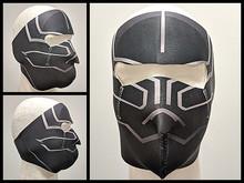 Black Panther Full Face Mask
