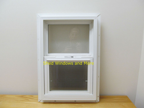 18 Quot X 24 Quot Double Pane Vinyl Window Shed Windows And More