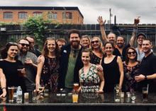 Walking Tour of downtown Kalamazoo breweries: Saturday, Aug. 7, 2021