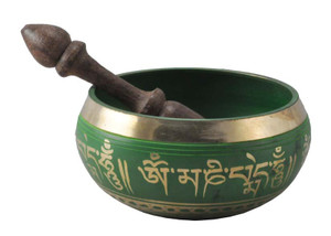 Five Inch Singing Bowl