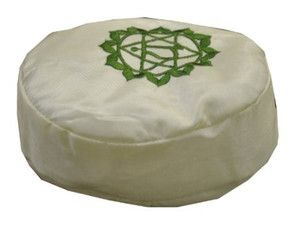 Heart Chakra Singing Bowl Cushion