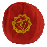 Third Chakra Singing Bowl Cushion