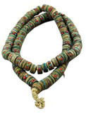 Tibetan Bone Handmade Prayer Beads- 108 Beads