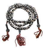 Tibetan Buddhist dZi Beads Prayer Beads