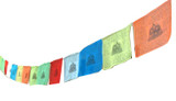 Tibetan Cotton 15 Feet Buddha Prayer Flag