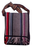 Tibetan Cotton Shoulder Bag Purse