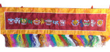 Tibetan Om Mani Padme Hum Prayer Flag
