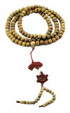 Tibetan Sandalwood Prayer Beads- 108 beads