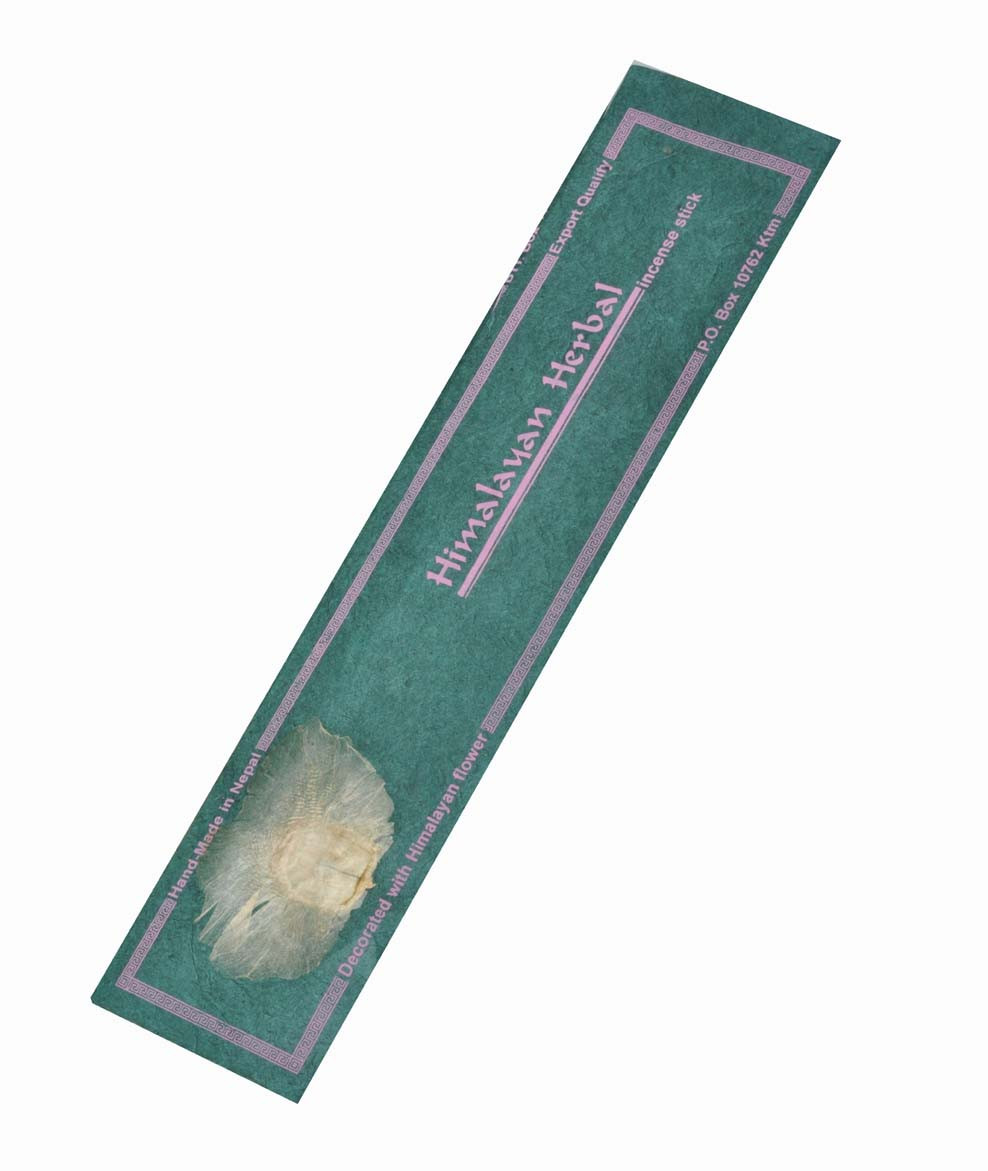 Organic Incense, Herbal Incense, Handmade in Nepal